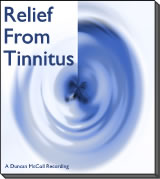 Relief from Tinnitus